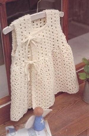 Вязание крючком схемы вечерние платья.